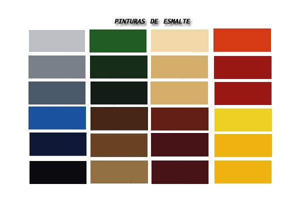 Catalogo de colores comex para exteriores imagui - Catalogo pinturas bruguer ...