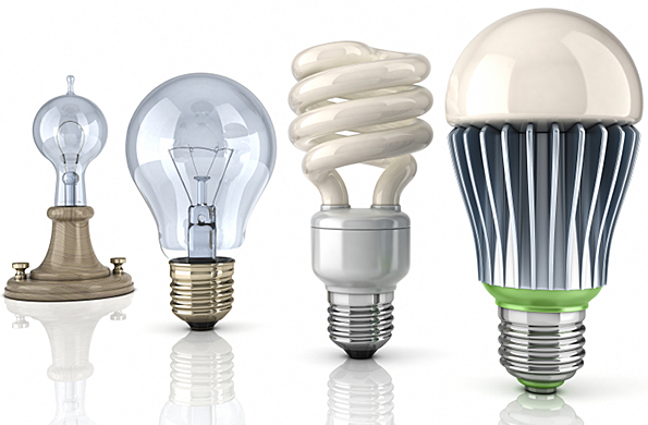 Focos e iluminación led
