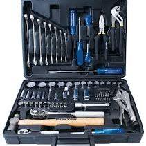 Juego de herramientas 70 piezas Surtek