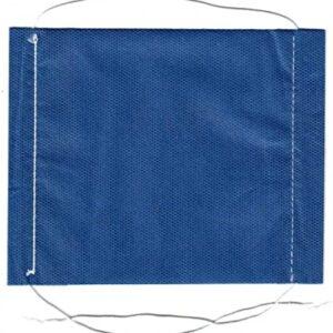 Cubrebocas sencillo de tela